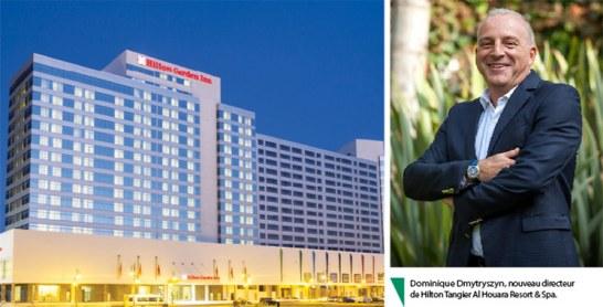Hilton Tangier Al Houara Resort & Spa ouvre ses portes en mars 2019