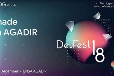 Agadir : Google Developers Group en conclave les 8  et 9 décembre