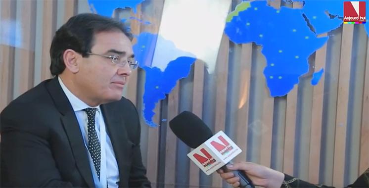 En Vidéo : Entretien avec M. Le Ministre Abdelkrim Benatiq