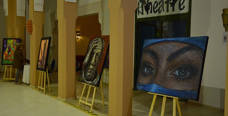 Exposition collective à Marrakech