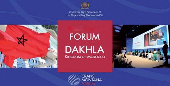 Forum de Crans Montana Dakhla Africa : Pour une Afrique puissante et moderne au service de sa jeunesse