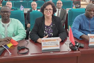 HACA : kharbach appelle à Yaoundé à renforcer les instances de régulation des médias