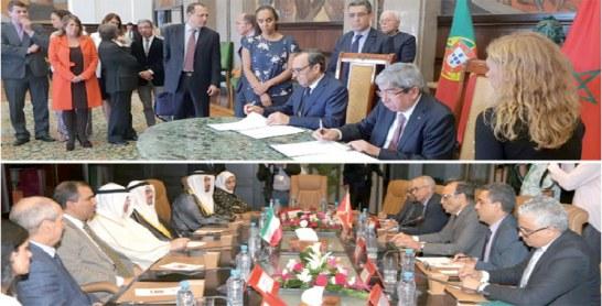 Diplomatie parlementaire : La Chambre  des représentants fait son bilan