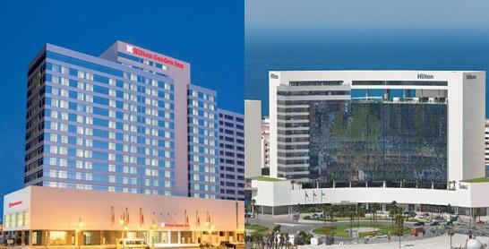 Hilton Garden Inn et Hilton Tanger City Center raflent 36% de parts de marché