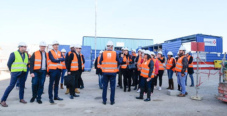 Immobilier : Les projets «Fairmont la Marina Rabat-Salé» et «Rabat Square» sur les bons rails