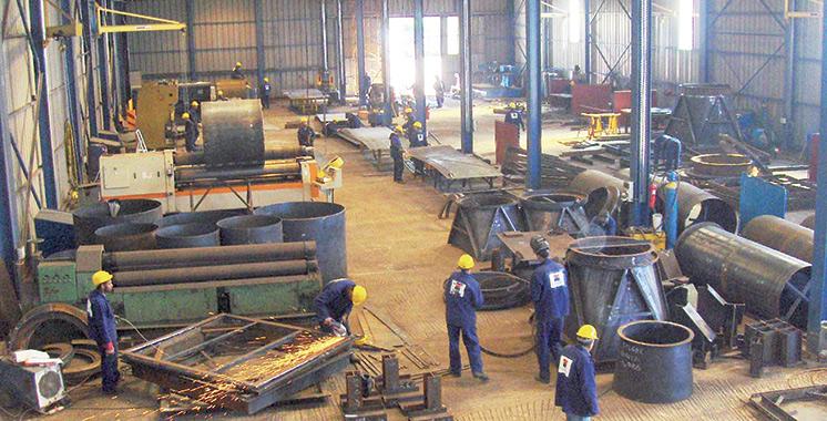 Industrie : La production devrait stagner