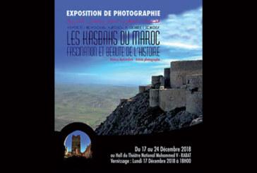 Parution d'un beau livre  sur les Kasbahs du Maroc