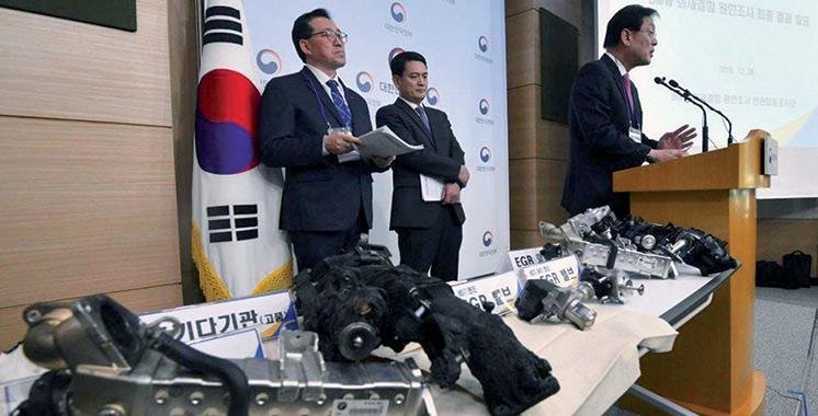 Voitures en feu : Séoul inflige 10 millions de dollars d'amende à BMW
