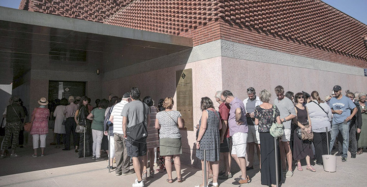 FIFM : Le musée Yves Saint Laurent, un beau site pour voir des films particuliers
