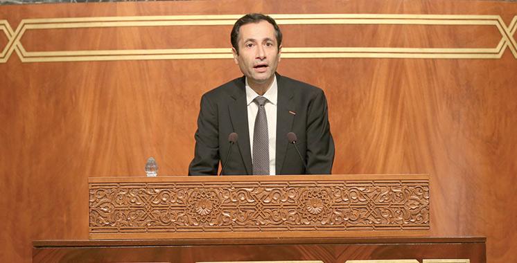 Loi de Finances 2020 : Benchaâboun passe l'oral devant les parlementaires
