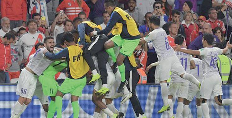Mondial des clubs :  Al Ain crée la sensation