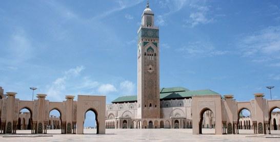 Un appel d'offres vient d'être lancé dans ce sens : La Mosquée Hassan II se refait une beauté