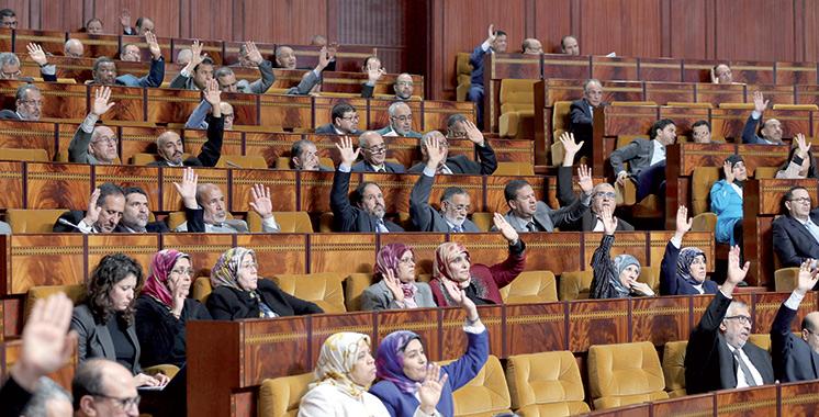 Parlement-Vote