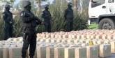 Saisie de 10 tonnes de résine  de cannabis près d'El Jadida