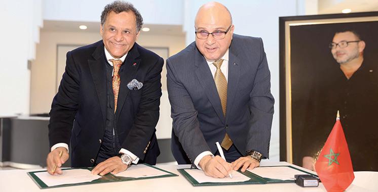 En vertu d'une convention entre la FNM et Renault : Un véhicule Renault Master pour transporter les toiles en toute sécurité