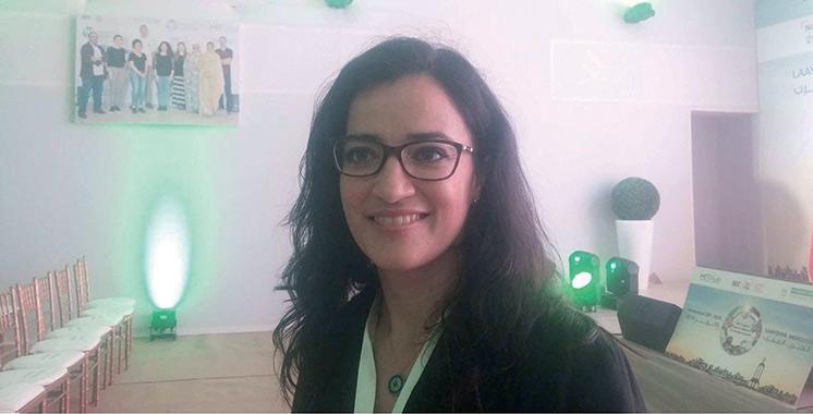 Saida Benhayoune : «Le Co-design Summit accompagne les jeunes de Laâyoune vers la créativité et l'innovation»