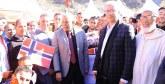 Sit-in de solidarité à Imlil pour condamner le meurtre  odieux des deux touristes scandinaves