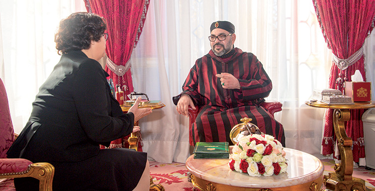 Latifa Akharbach nommée par SM le Roi présidente de la Haute autorité du CSCA