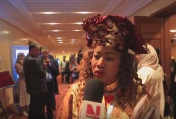 En Vidéo : Entretien avec Solange Zikudieka Représentante du CFAH-Bélgique
