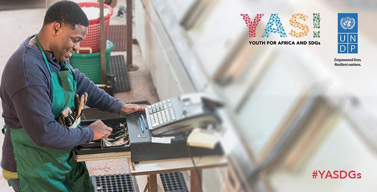 www.YASDG.com : Une plate-forme numérique pour le soutien des jeunes entrepreneurs d'Afrique du Nord et de l'Ouest
