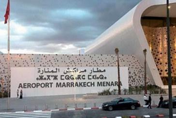 Des «E-gate» dans le lounge de l'aéroport Marrakech-Menara