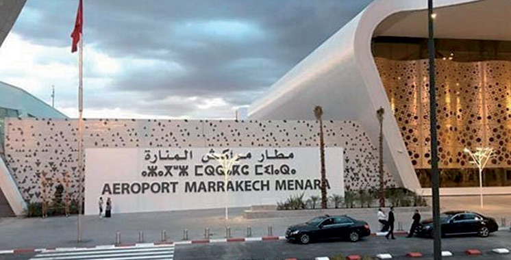 Aéroport Marrakech-Ménara : Arrestation d'un Français sous mandat d'arrêt international