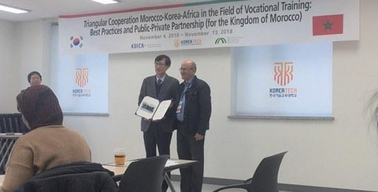 Métiers de l'automobile : Le Maroc et la Corée du Sud renforcent leur coopération