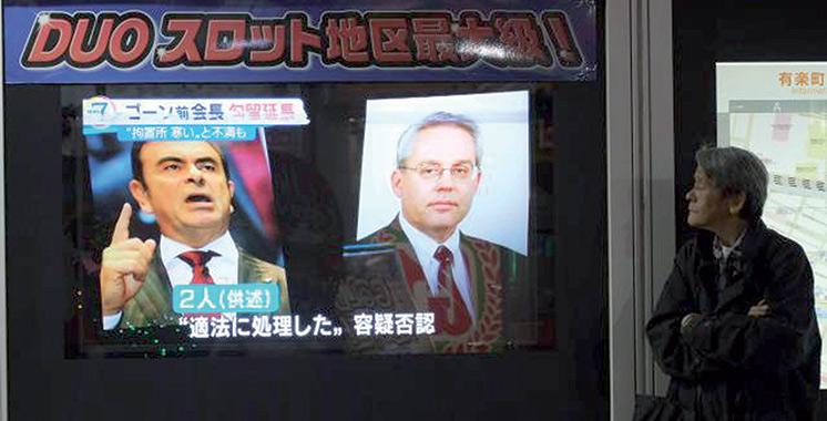 Le tribunal de Tokyo autorise la libération sous caution du bras droit de Ghosn : Greg Kelly libre pour  560.000 euros !