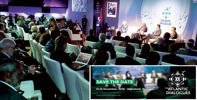 «Atlantic Dialogues» : Une nouvelle grille de lecture des grands enjeux géopolitiques et économiques du bassin atlantique