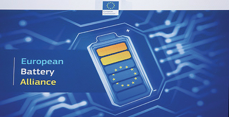 Paris et Berlin s'entendent pour développer des batteries en Europe