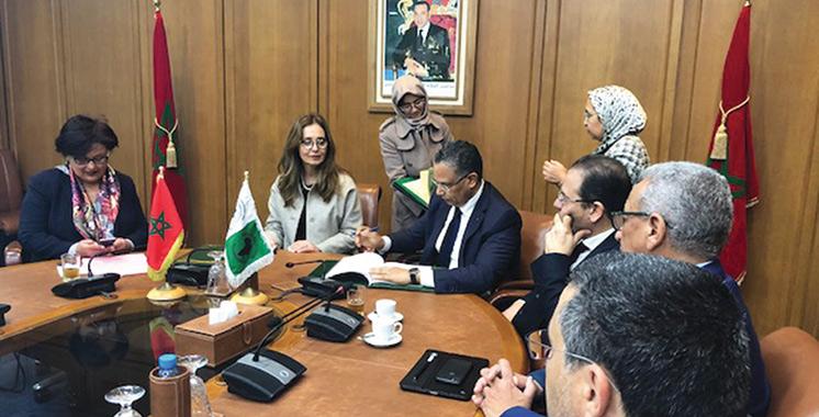 ONEE : 115 millions d'euros pour la sécurisation de l'accès à l'eau au Maroc