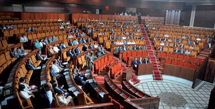 Chambre des représentants : Tractations pour le perchoir