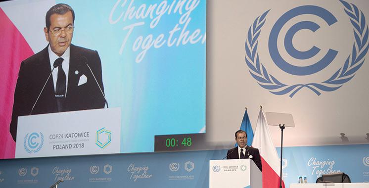 COP24 : Le Maroc muscle ses engagements  climatiques