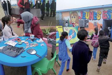 «Programme J» : ADM aux petits soins avec des écoliers de son axe autoroutier