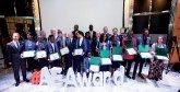Casablanca : Remise des prix aux lauréats de l'African Entrepreneurship Award 2018