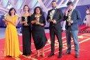 Clôture du 17ème Festival international du film de Marrakech : L'Afrique aux alentours du palmarès