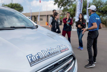 Programme Driving Skills for Life de Ford : Plus de 1.600 automobilistes sensibilisés à travers le Moyen-Orient et l'Afrique en 2018