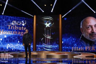 17ème Festival international du film de Marrakech : L'émouvant hommage à Jilali Ferhati