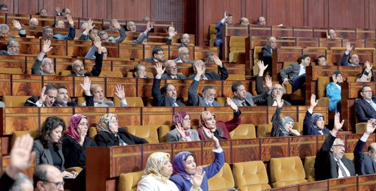 Sécurité sociale : La Chambre des  représentants adopte deux projets de loi