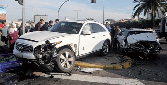 Sécurité routière : 3.146 morts et 87.073 accidents durant les 11 premiers mois de 2018