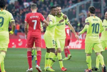 Copa del Rey : Opération remontada pour le Barça et Girona