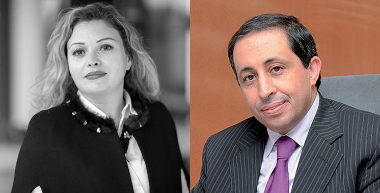 Élections au sein de la FCS de la CGEM  Bouchra Outaghani et Hamid  Benafdil en binôme