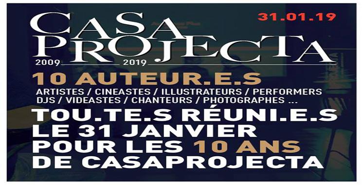 Dix ans déjà pour Casaprojecta