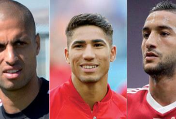 Africains de l'année selon «France football» : Da Costa, Hakimi  et Ziyech dans l'équipe type