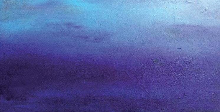 «Vous entrez en zone bleue»  de Juliette Peyret à l'IF de Rabat
