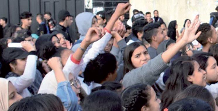 Grève nationale des enseignants le 3 janvier