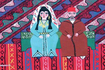 Exposition « Reg'Art Naif» de Fatima Louardiri à Rabat