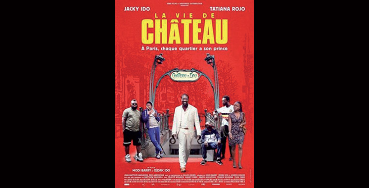 Projection de «La vie de château»  à l'IF de Marrakech