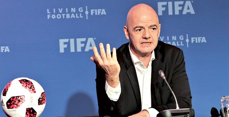 La FIFA veut intensifier la lutte  contre la manipulation de matches