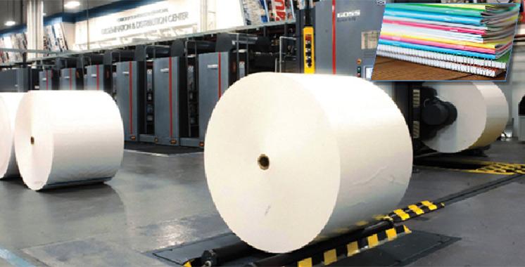 Importation de papier : Les producteurs marocains de cahiers appellent à la levée de la clause de sauvegarde